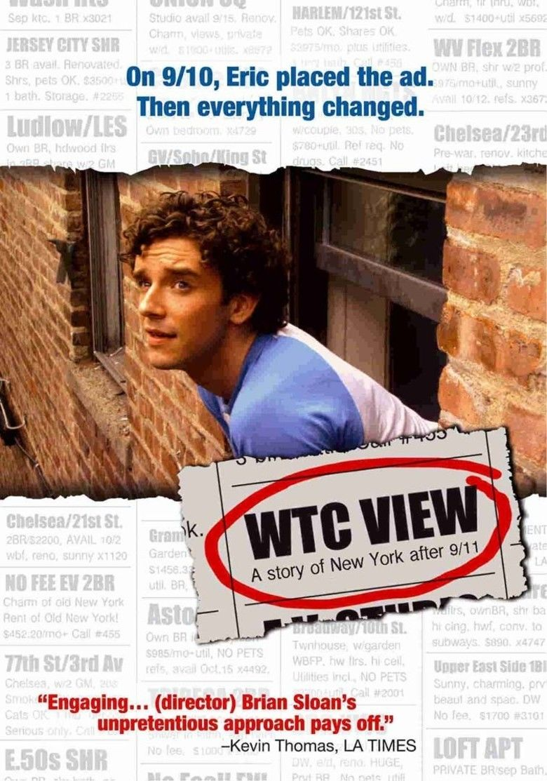 WTC View movie poster
