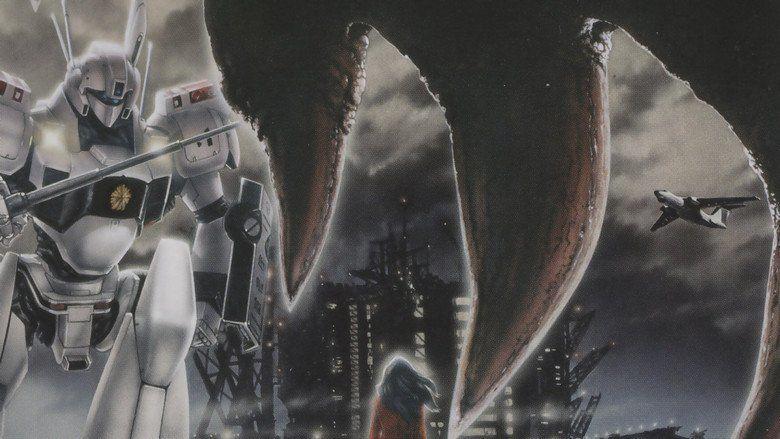 WXIII: Patlabor the Movie 3 movie scenes