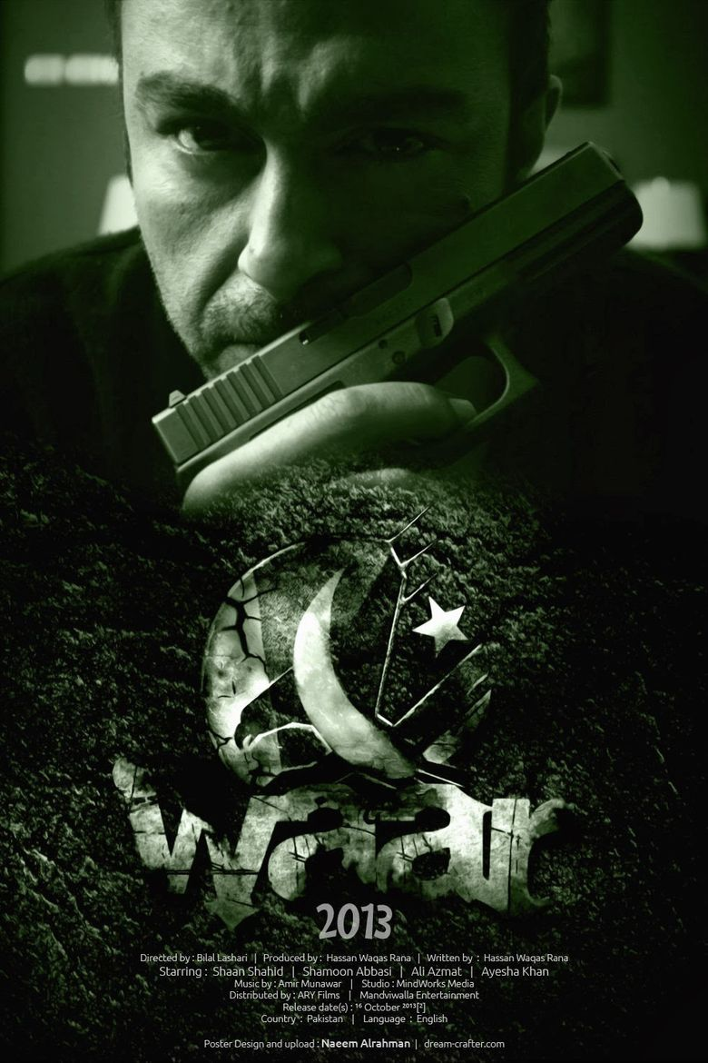 Waar movie poster