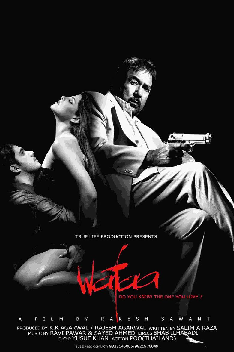 Wafa: A Deadly Love Story movie poster