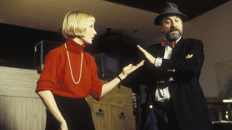 Can you please give me your opinion on the movie 'wag the dog'?