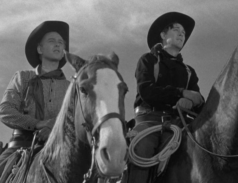 Wagon Master movie scenes