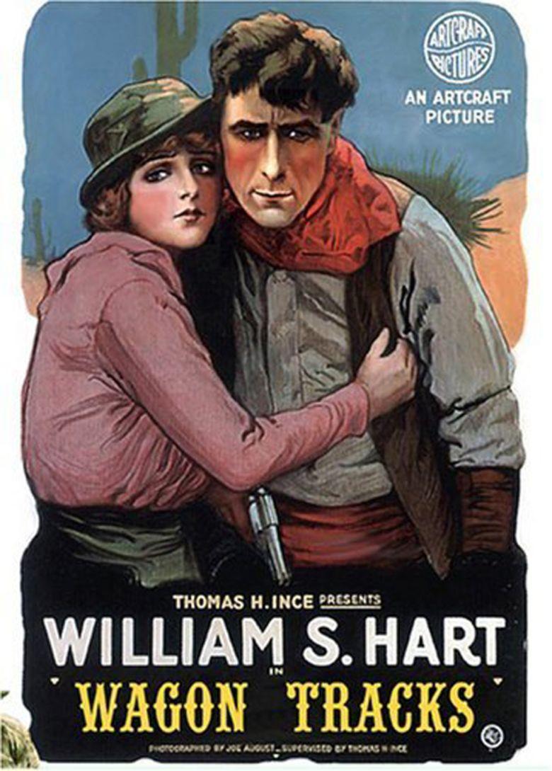 Wagon Tracks movie poster