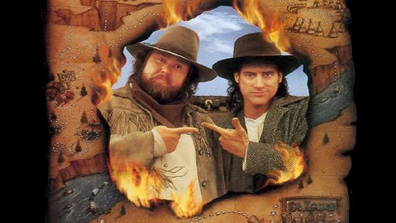 Wagons East! movie scenes