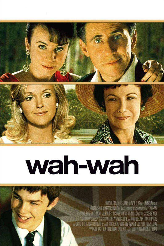 Wah Wah (film) movie poster