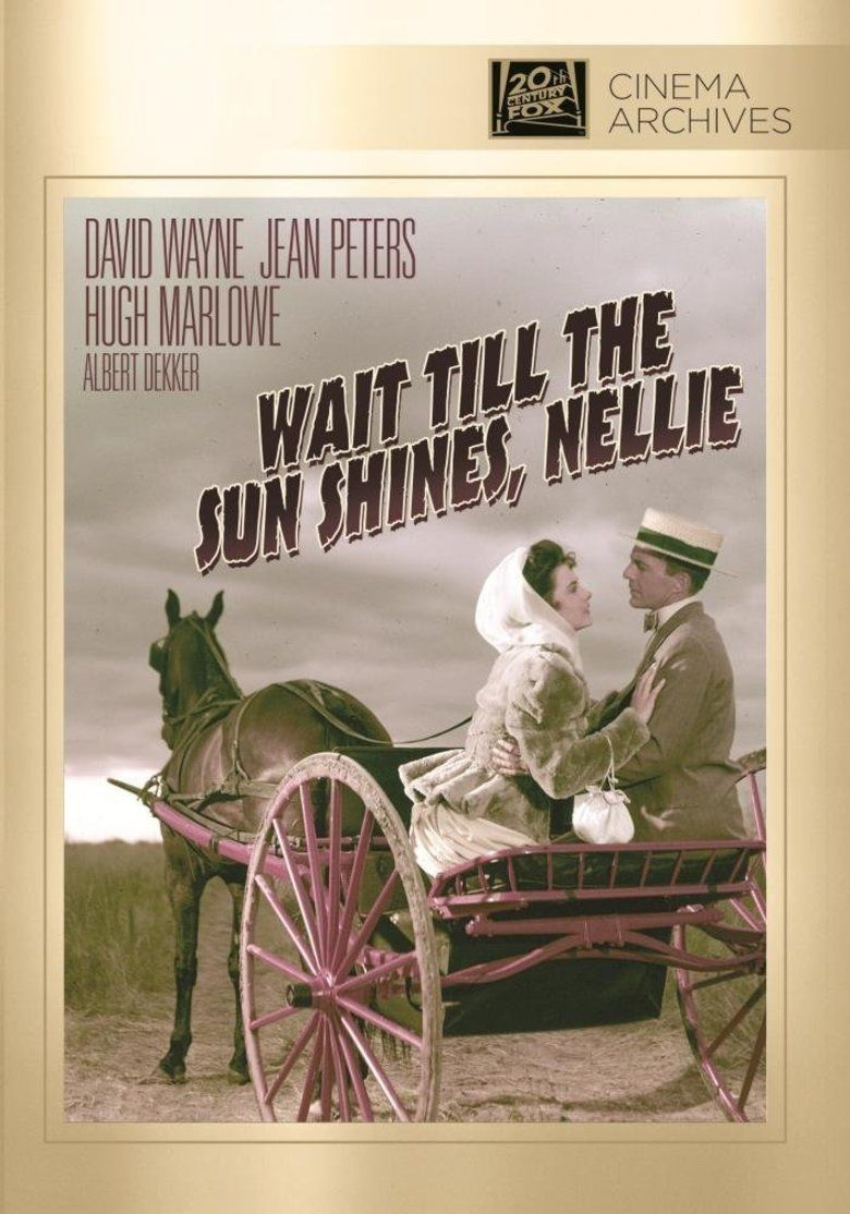 Wait till the Sun Shines, Nellie (film) movie poster