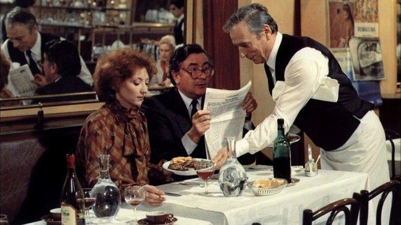 Waiter! movie scenes