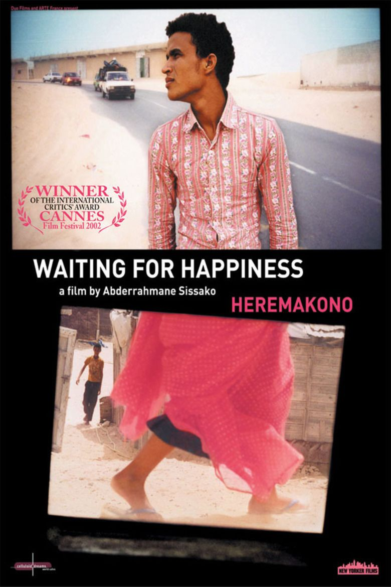 Waiting for Happiness movie poster