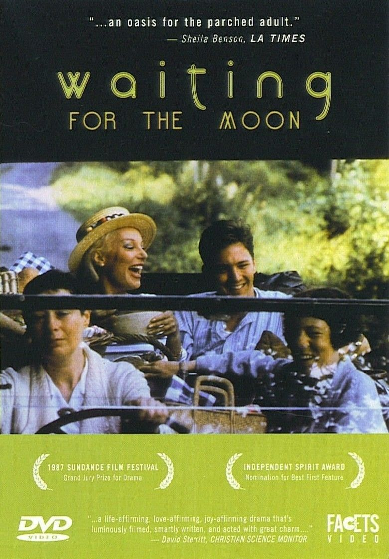 Waiting for the Moon (film) movie poster