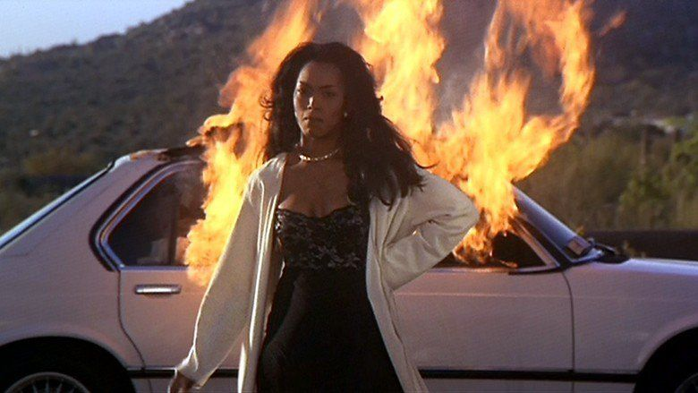 Waiting to Exhale movie scenes