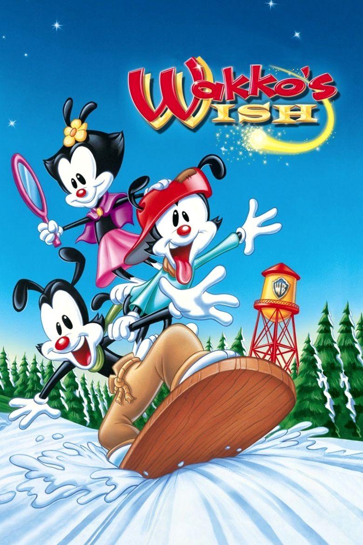 Wakkos Wish movie poster