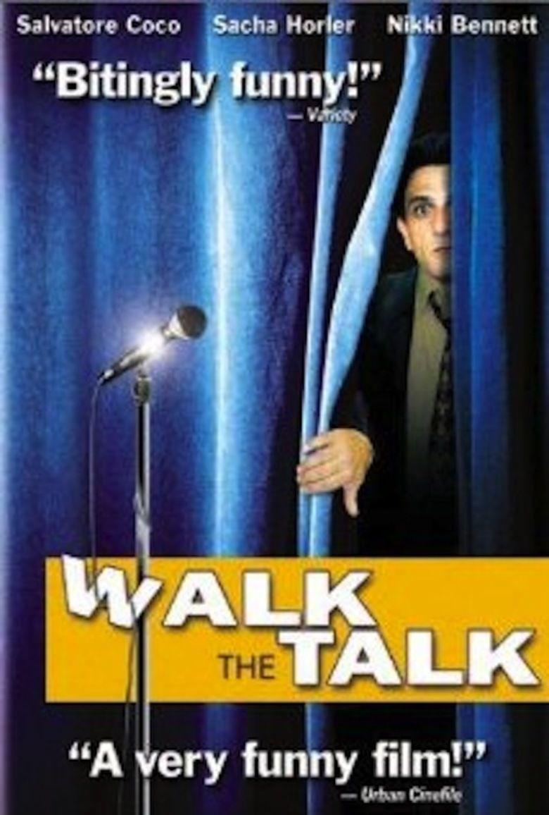Walk the Talk (film) movie poster