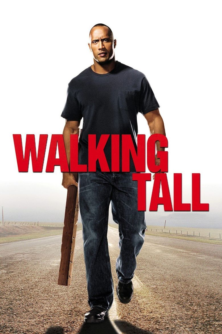 Walking Tall (2004 film) movie poster