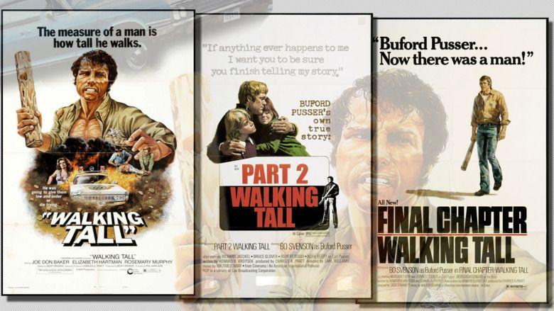 Walking Tall: Final Chapter movie scenes