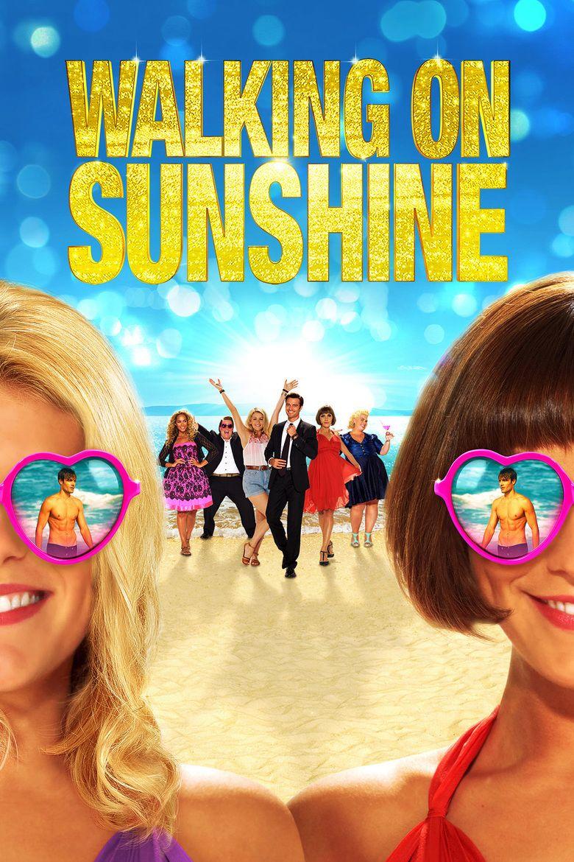 Walking on Sunshine (film) movie poster