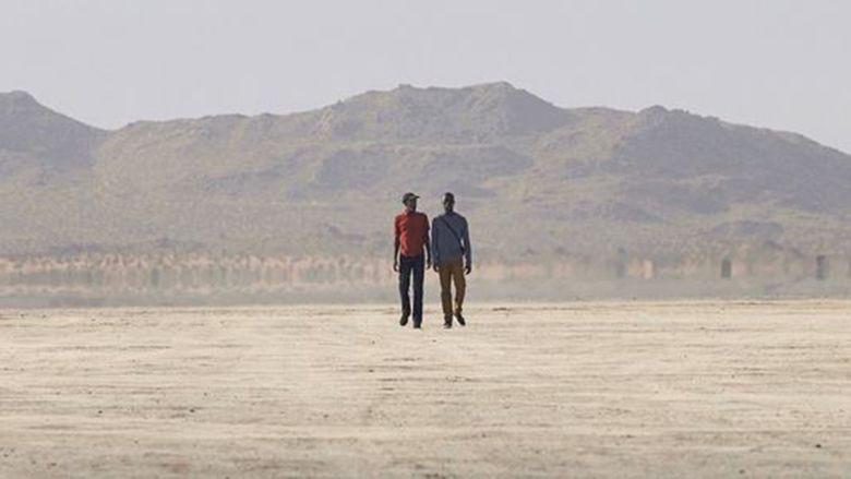 Walking the Edge movie scenes