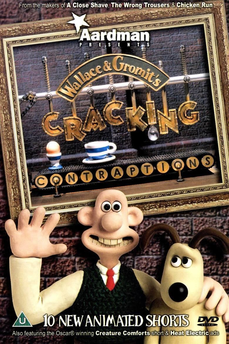 Wallace and Gromits Cracking Contraptions - Alchetron, the free ...