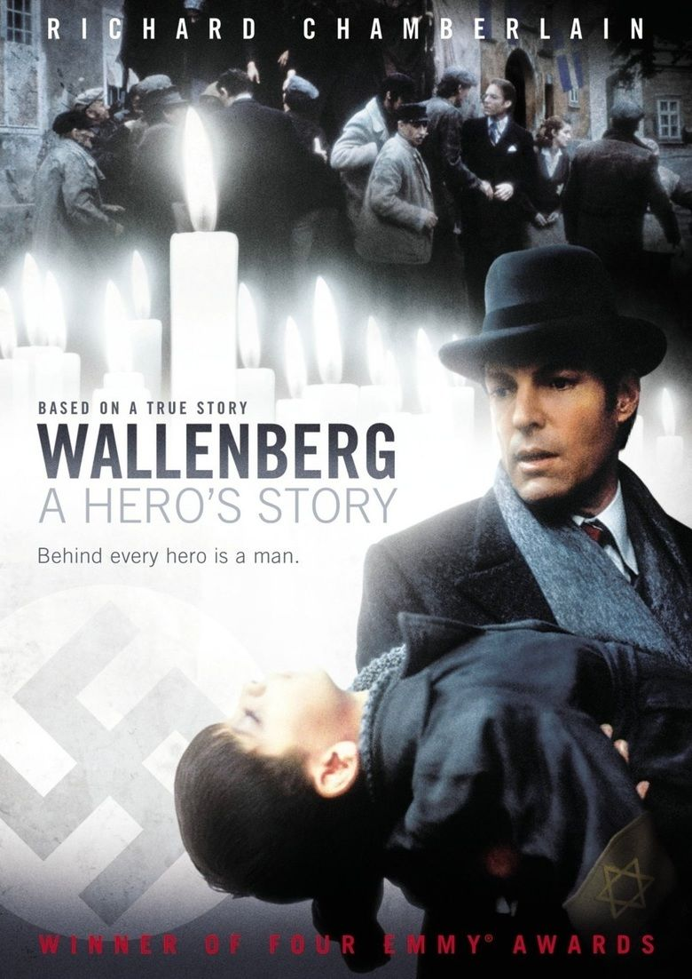 Wallenberg: A Heros Story movie poster