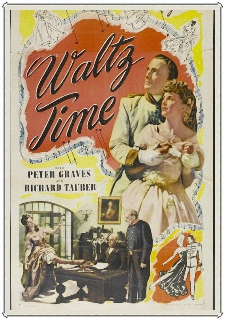 Waltz Time (1945 film) movie poster