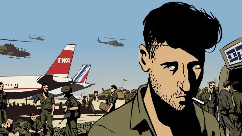 Waltz with Bashir movie scenes