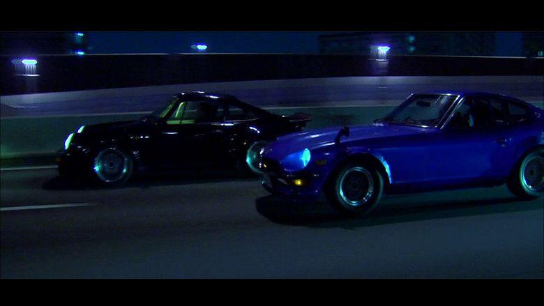 Wangan Midnight (film) movie scenes