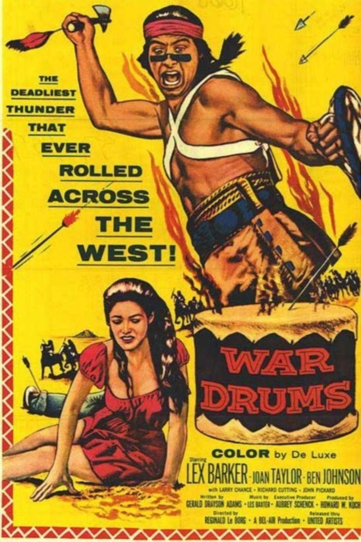 War Drums movie poster