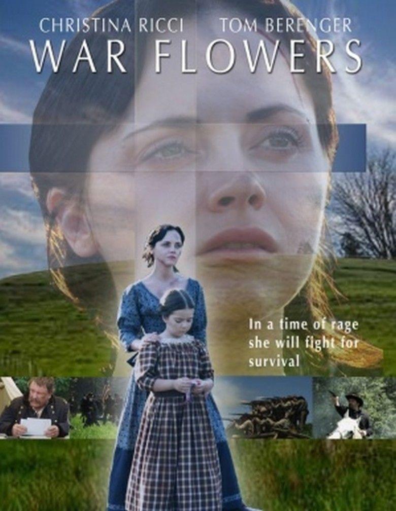 War Flowers movie poster