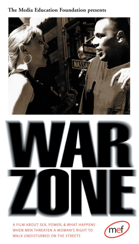War Zone (film) movie poster
