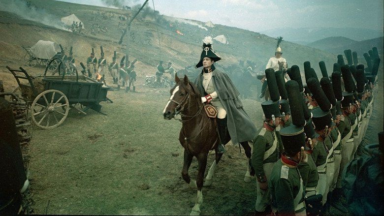 War and Peace (film series) movie scenes