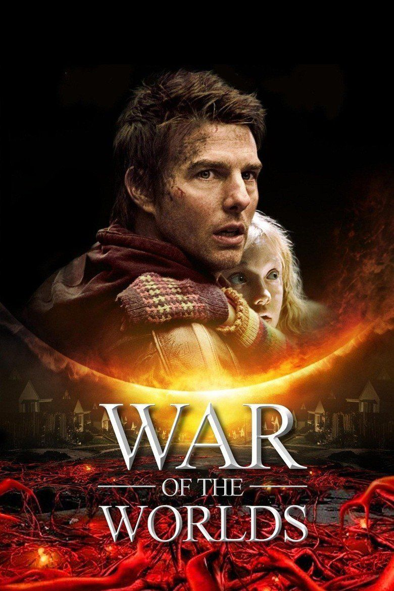 War of the Worlds (2005 film) movie poster