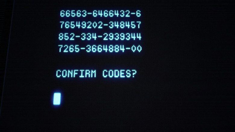 WarGames: The Dead Code movie scenes