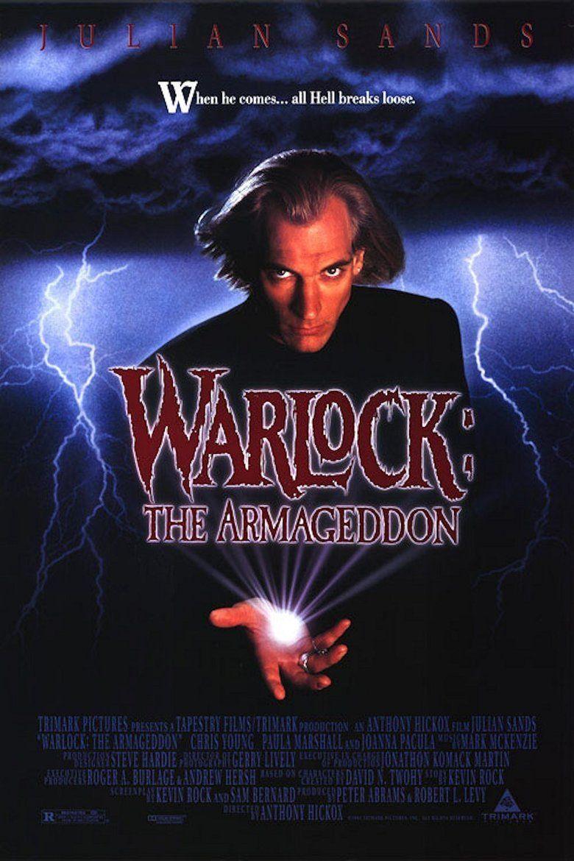 Warlock: The Armageddon movie poster