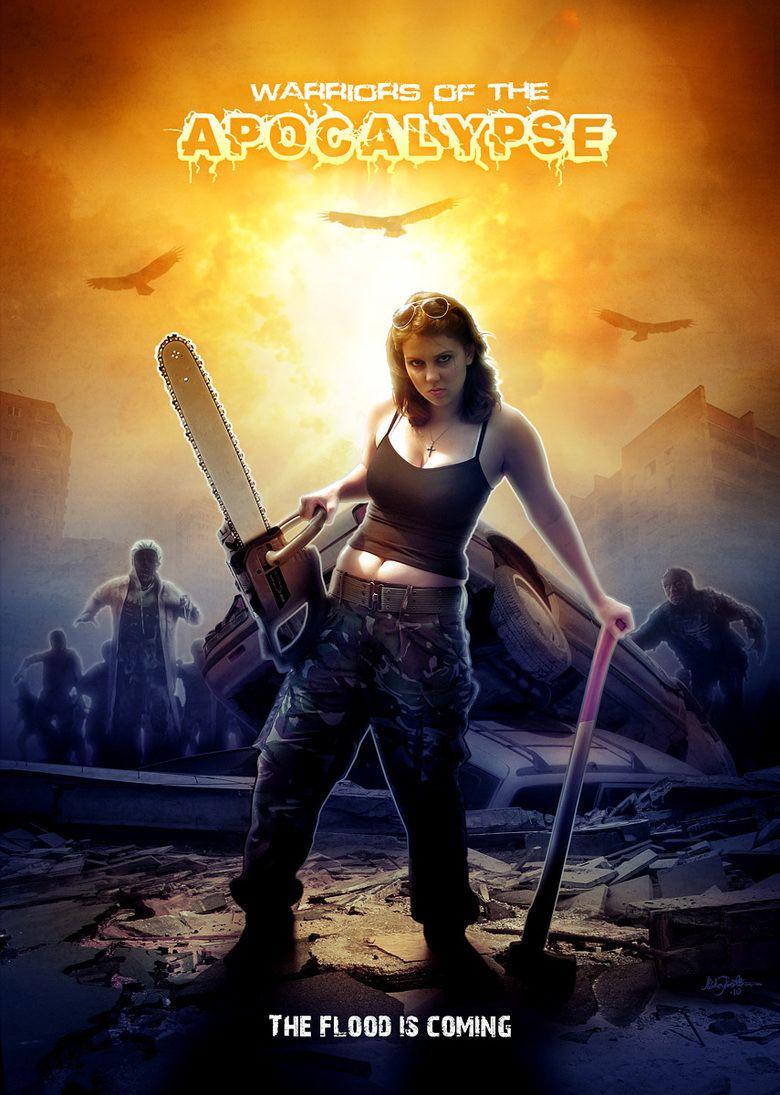 Warriors of the Apocalypse (2009 film) movie poster