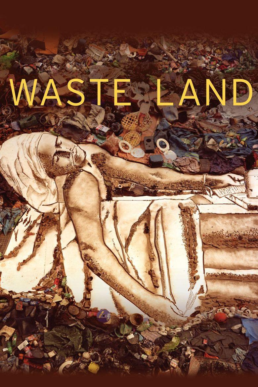 Waste Land (film) movie poster