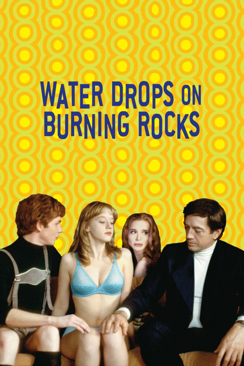 Water Drops on Burning Rocks movie poster