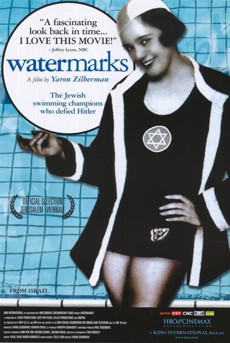 Watermarks (film) movie poster