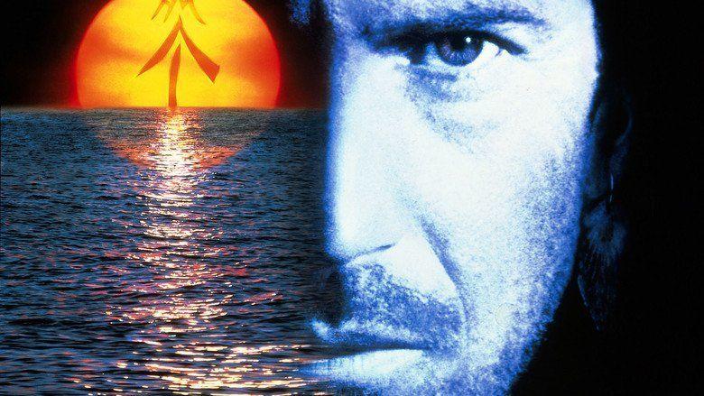 Waterworld movie scenes