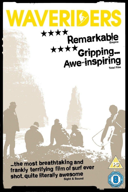Waveriders movie poster