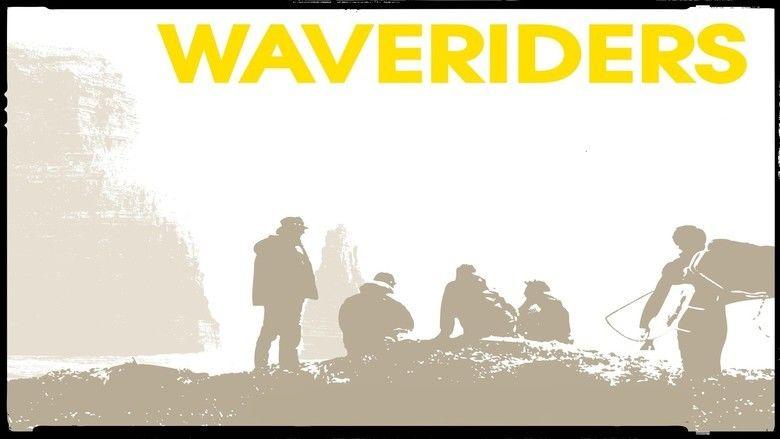 Waveriders movie scenes