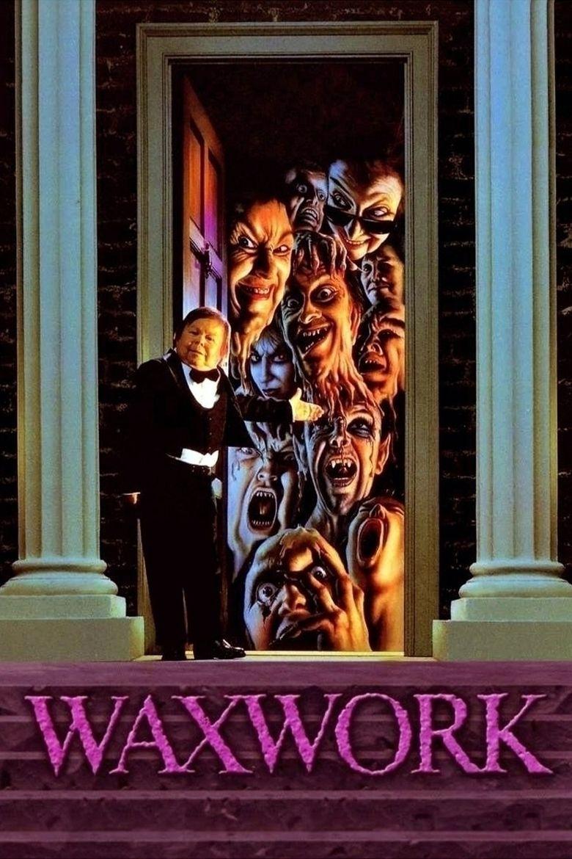 Waxwork (film) movie poster