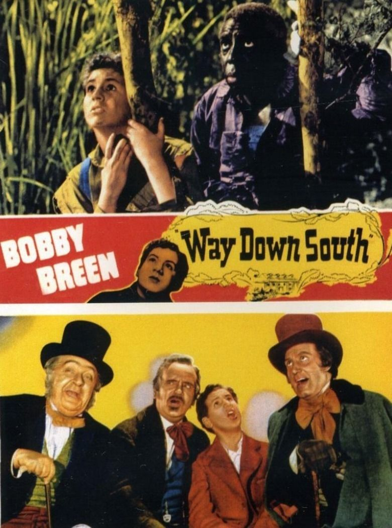 Way Down South (film) movie poster