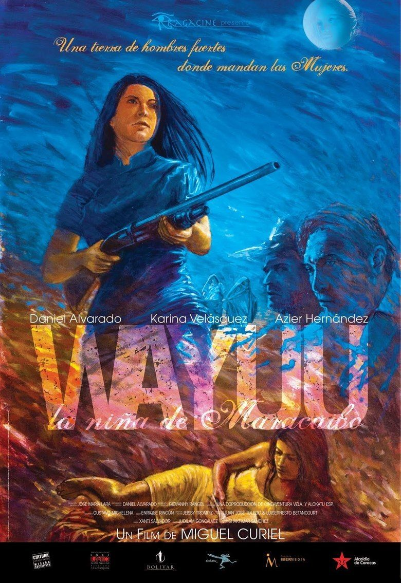 Wayuu: La nina de Maracaibo movie poster