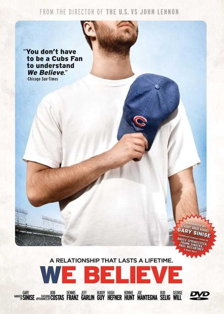 We Believe: Chicago and Its Cubs movie poster