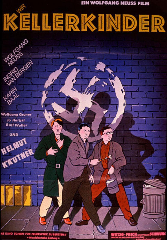 We Cellar Children movie poster