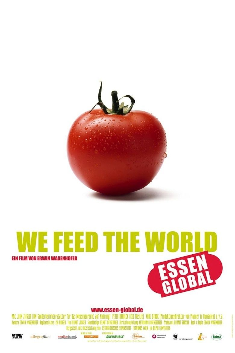 We Feed the World movie poster