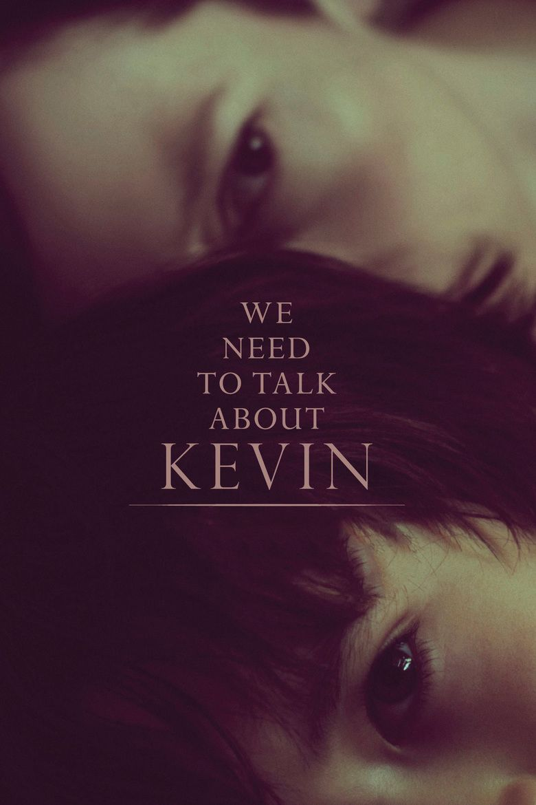 We Need to Talk About Kevin (film) movie poster