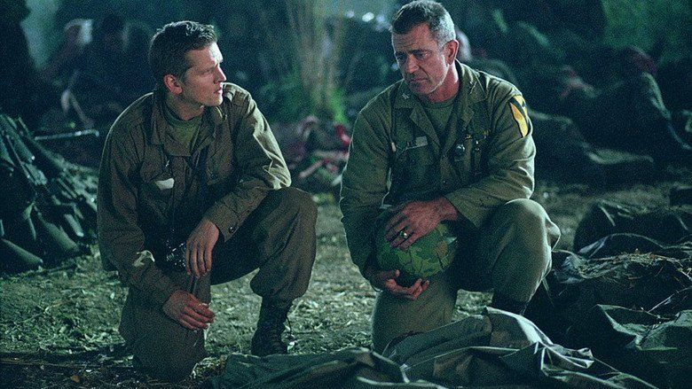 We were soldiers napalm