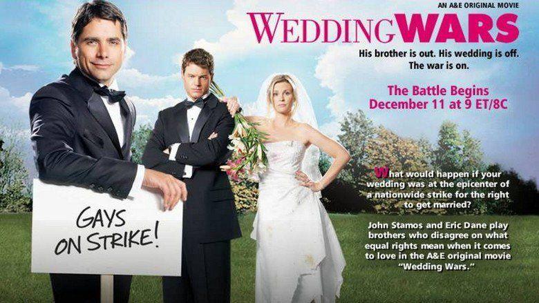Wedding Wars movie scenes