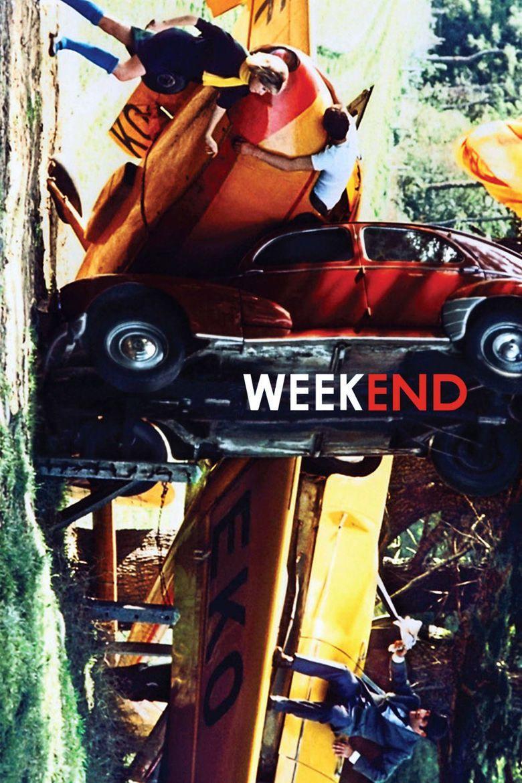 Weekend (1967 film) movie poster