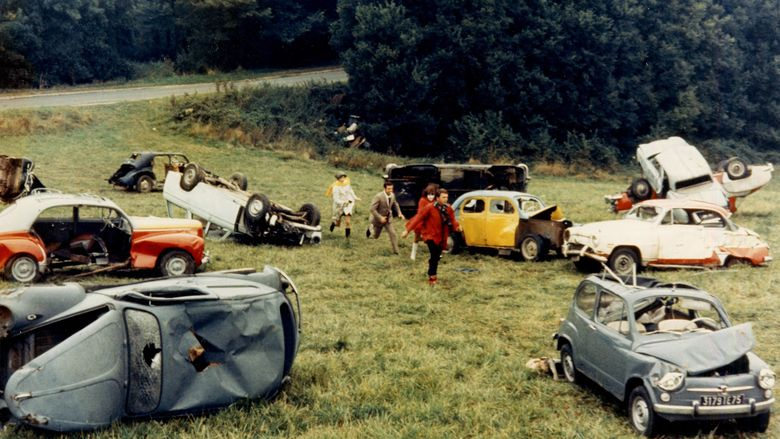 Weekend (1967 film) movie scenes